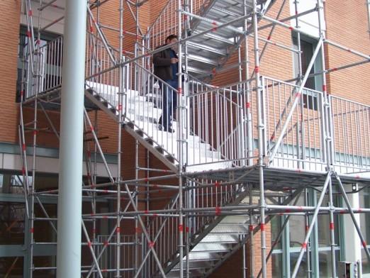 escalier public TOULOUSE